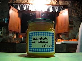 Melmelada de taronja (o de maduixa, o de pera…)
