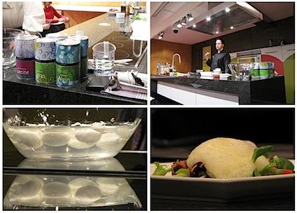 Taller de cuina amb en David Lienas