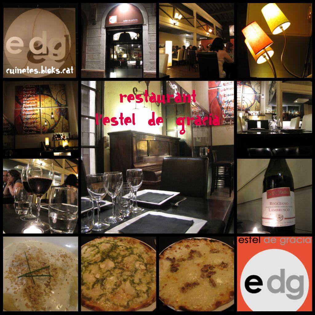 Restaurant Estel de Gràcia