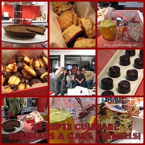 Pa de Nadal (Repte culinari de berenars!)