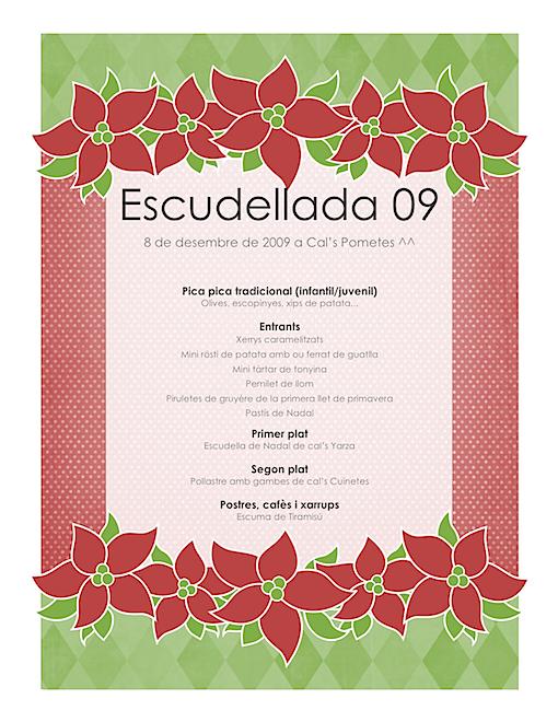 Escudellada 2009 (Aperitius)