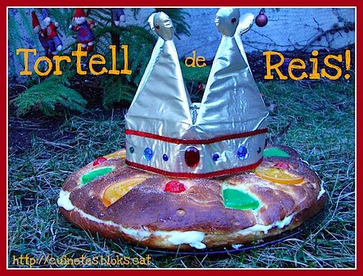 Tortell de Reis (una altra recepta!) ^^