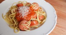 Frankspaghetti!