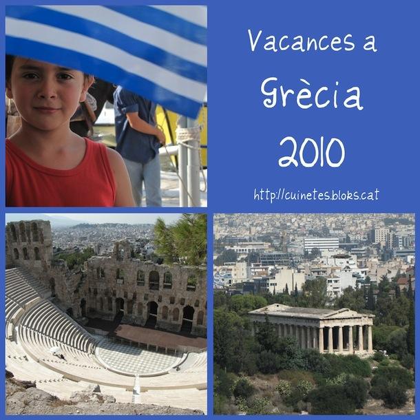 Sobre la gastronomia grega