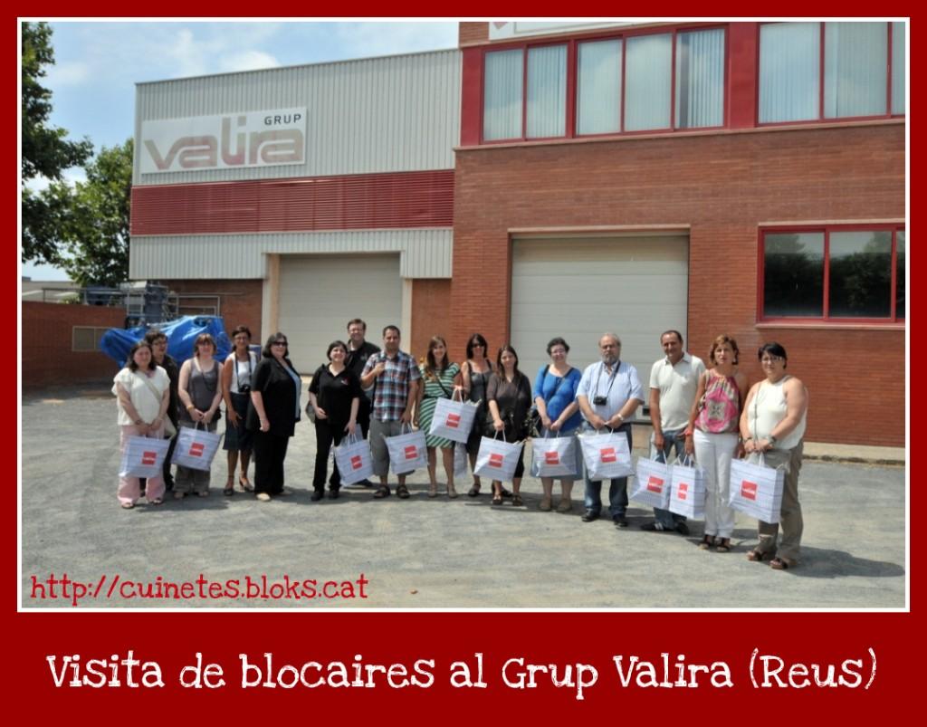 Visita al Grup Valira (nou sarau gastroblocaire!)