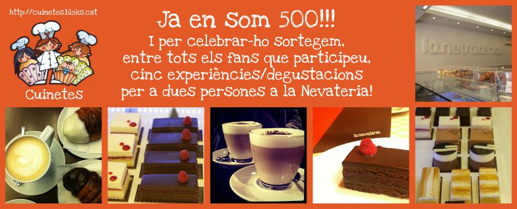 La Nevateria (concurs 500 fans a FB!!)