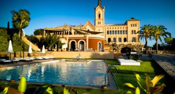 Restaurant l'Indià de l'Hotel & Spa Sant Pere del Bosc