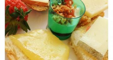 Tast de formatges al Lactium