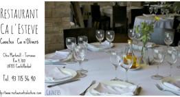 Restaurant Ca l'Esteve (@canolivero)