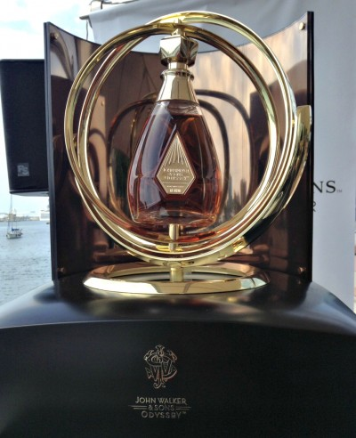 Johnnie Walker & sons Voyager