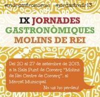 IX Jornades Gastronòmiques de Molins de Rei