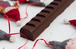 Torró de xocolata i ratafia Terrània